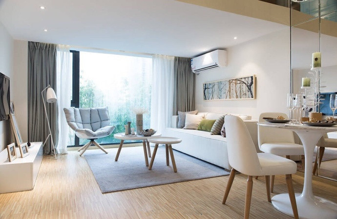 loft小公寓设计案例. zt