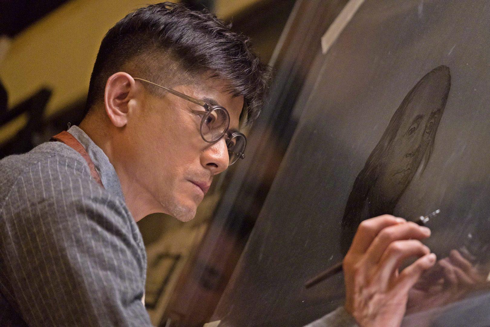 据screendaily消息,周润发,郭富城主演的电影《无双》图片