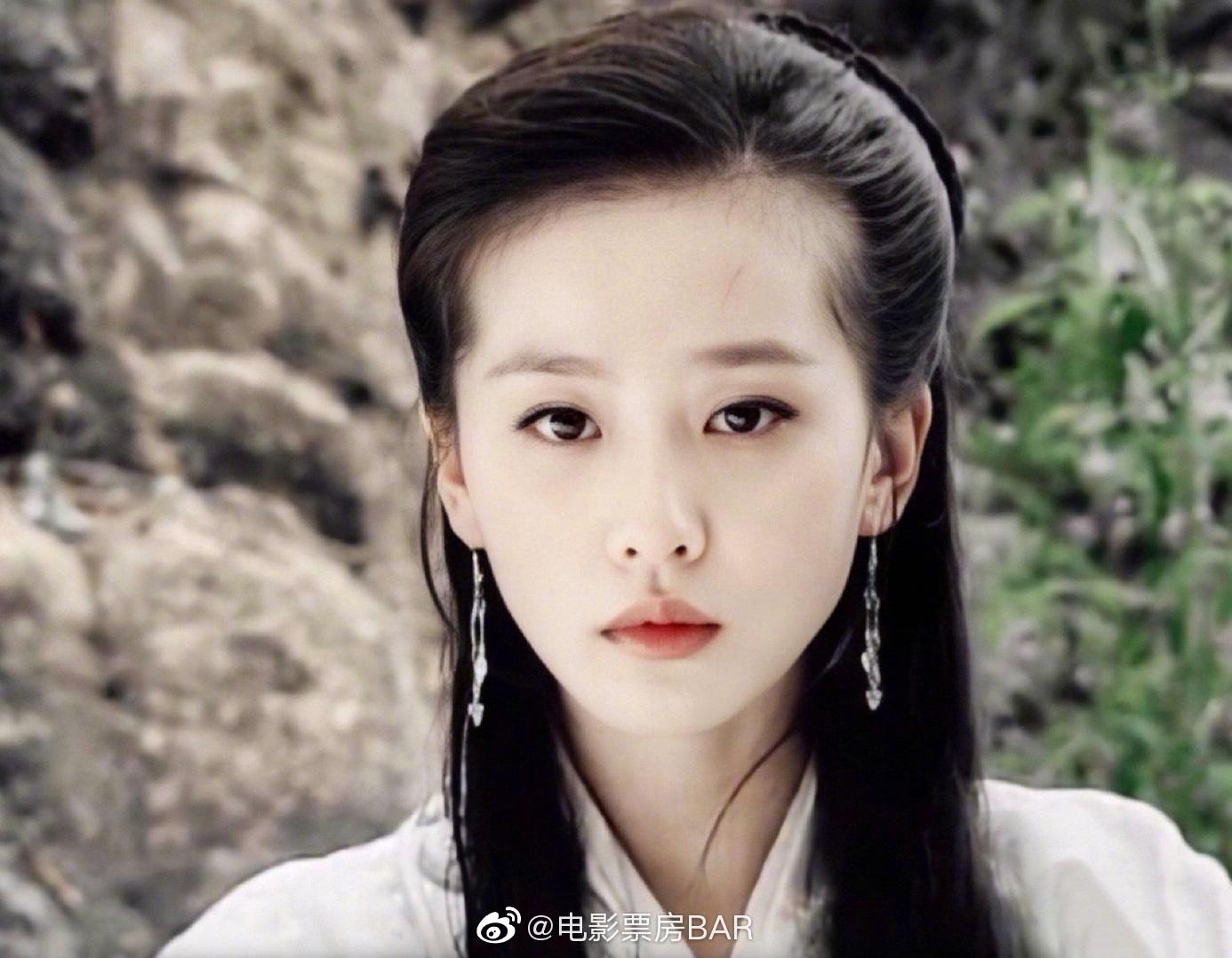 《白蛇后传》里的刘诗诗,大家喜欢吗? zt