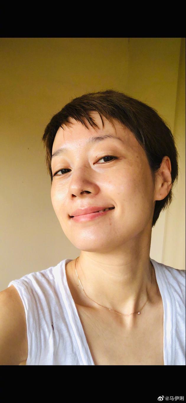 马伊琍迎43岁生日发长文 晒纯素颜照片满怀期待图片